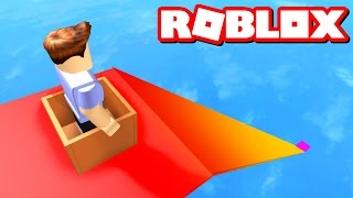 One of Denis's most viewed videos: SLIDE DOWN 999,999,999 FEET IN ROBLOX