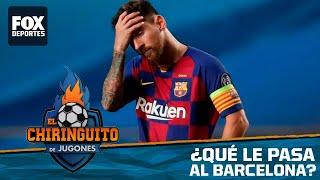 Las malas decisiones del Barcelona: El Chiringuito