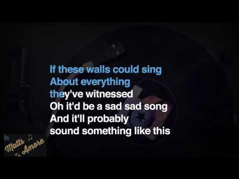 Tears Always Win Karaoke -  Alicia Keys