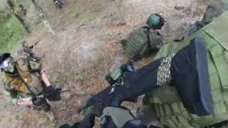Airsoft War - DV8 Field 2 - Part 14