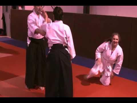CMOM Aikido - 12.12.2015 - Stage Anim91 Maurice Thai
