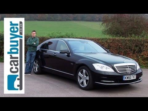 Mercedes S-Class saloon (2006 - 2013) review - CarBuyer