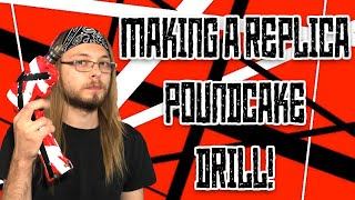 How I Made Eddie Van Halen's Poundcake Drill! | Makita 6012 Frankenstein Transformation!