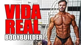 VIDA REAL BODYBUILDER | VENCENDO A VIDA
