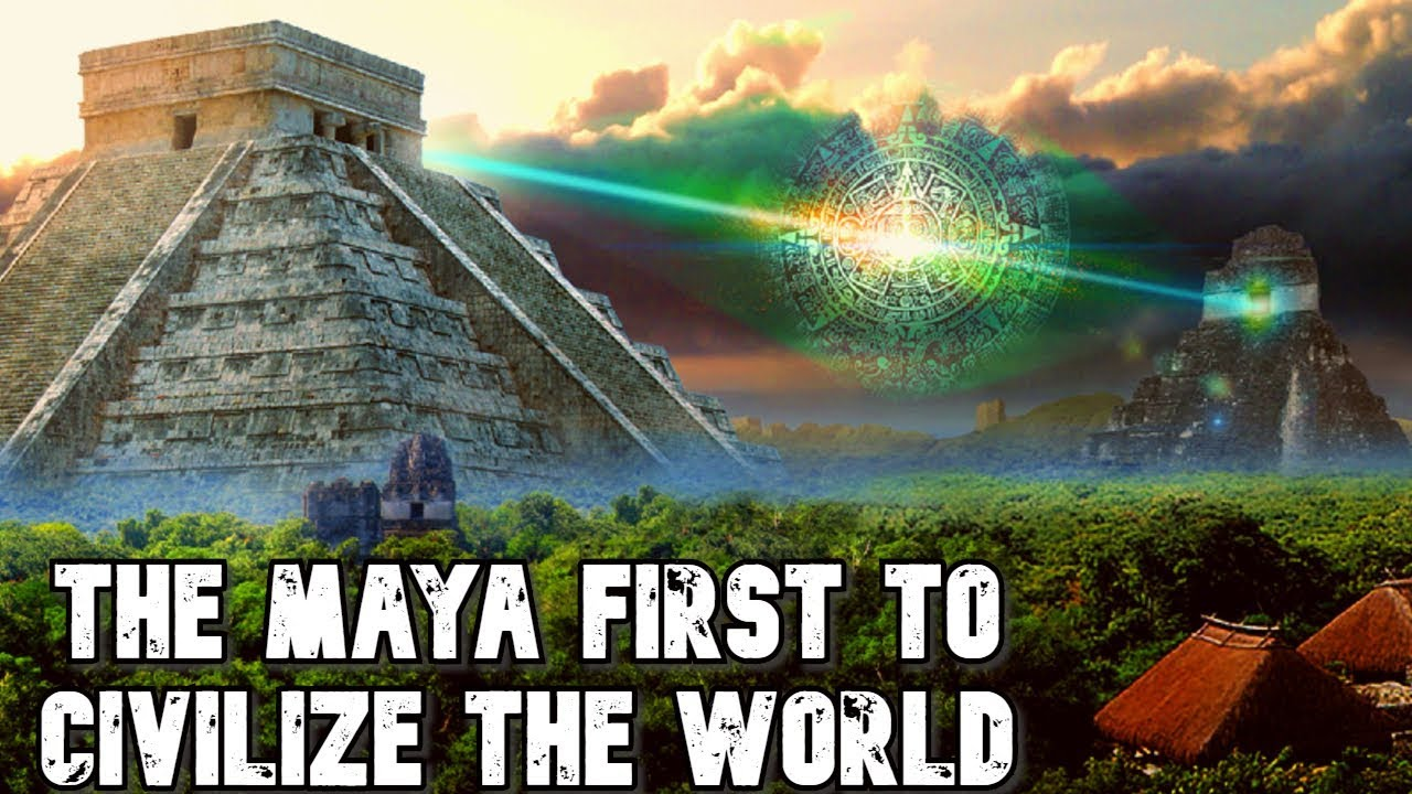 Pt. 5 - Untold Ancient American Truth // Maya Civilizers, Egypt in America / Augustus Le Plongeon