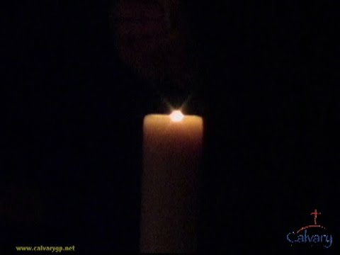 Candlelight Service - Calvary Baptist Church