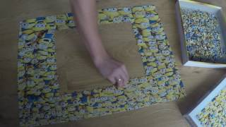 minions impossible puzzle