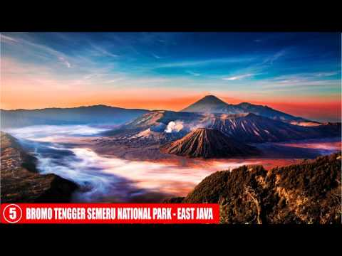 TOP 10 PLACES TO VISIT IN INDONESIA
