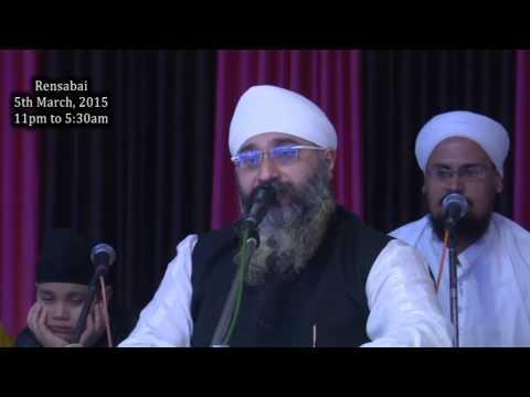 Ram Rang Kade Utar  - 5thMarch,2015 Rensabai
