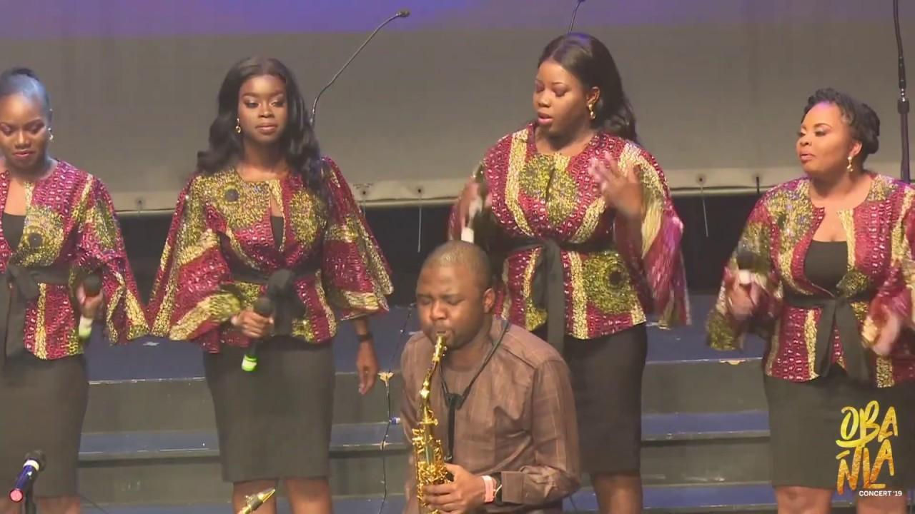 Download Adeniyi Allen-Taylor- Ewi/Mimo ni/Hallelujah Ogo Ni (Oba Nla 2019)