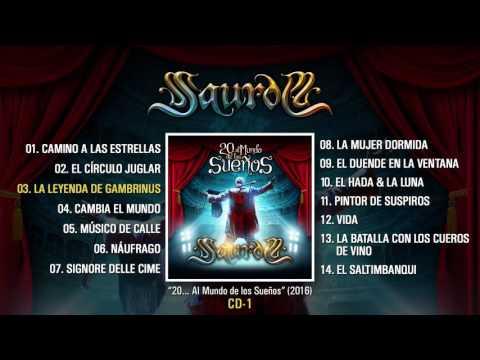 """SAUROM """"20...Al Mundo De Los Sueños"""" Parte 1"""