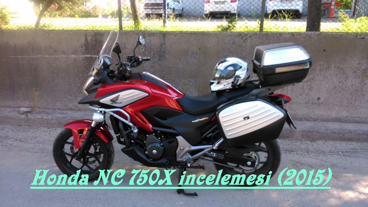 honda nc 750x incelemesi youtube. Black Bedroom Furniture Sets. Home Design Ideas