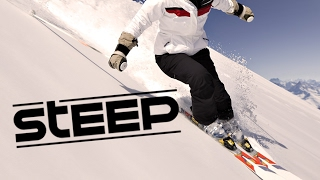 Steep Gameplay Part 22 KWING hates Snow DRAWING?