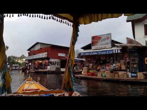 Dal Lake, Srinagar- My Kashmir Tourist Destinations