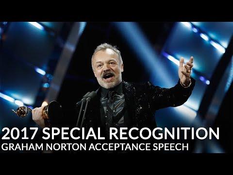 Graham Norton Acceptance Speech