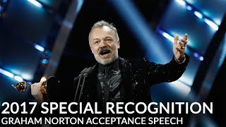 Graham Norton Acceptance Speech