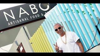 Wisin y su nuevo restaurant Nabo Rest