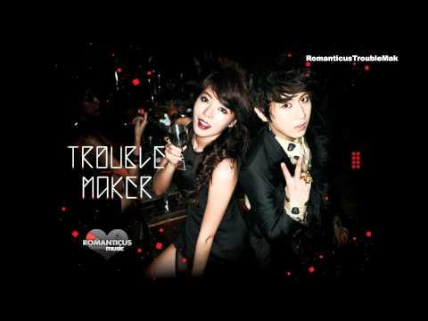 4. 아무렇 (Amurut) - Trouble Maker MINI ALBUM 'Trouble Maker'