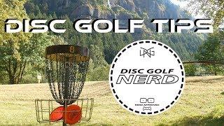Disc Golf tips: Disc golf disc Basics - Understable? Overstable? Disc Golf Nerd