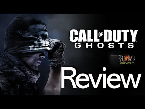 Call Of Duty Ghosts WII U Version - Review