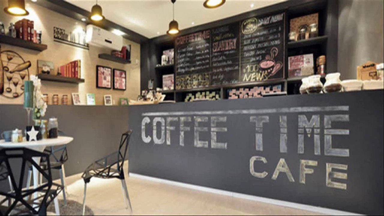 coffee shop kitchen design