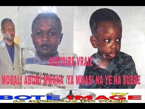 Histoire Vrai : INNOCENT Abomi Mwana Ya Mwasi NaYe MADELEINE Na SUEDE Attention  Au Coeur Sensible