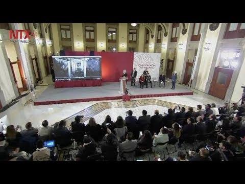 Conferencia de prensa de AMLO del 30 de enero