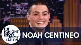 Noah CentineoClears Up To All the Boys: P.S. I Still Love You Love Triangle Rumors