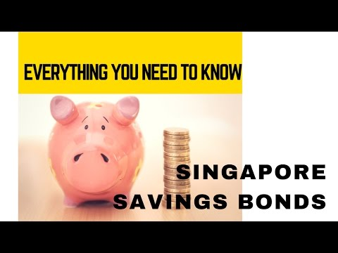 Everything You Need To Know About the Singapore Savings Bonds
