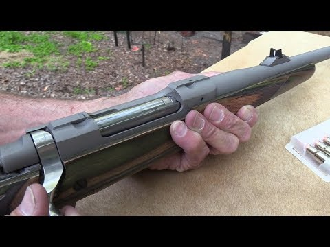 Ruger Model 77 Guide Gun 338 Win Mag