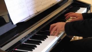 Berceuse by Frank Bridge - Grade 7 Piano ABRSM 2013-14