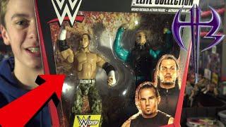 The Hardy Boyz Elite Collection Figures