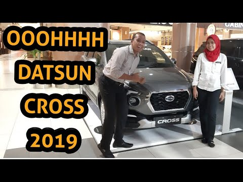 DATSUN CROSS 2019