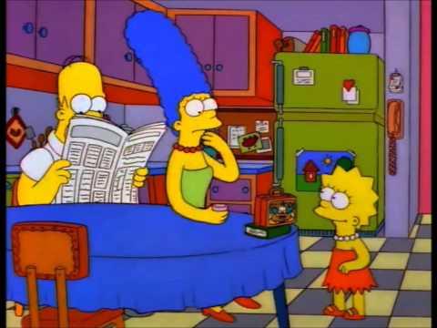 Homer Simpsons I've been calling her Crandall