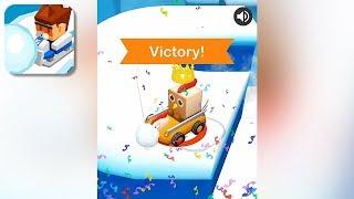SnowBumper io - Gameplay Trailer (iOS)