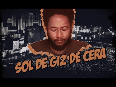 EMICIDA SOL DE GIZ DE CERA COM LETRA