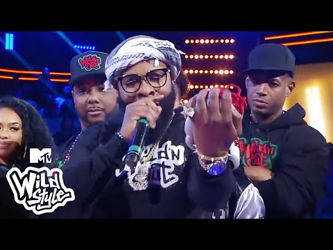 VIDEO: Marlon Wayans Gets Played By Justina Valentine 😂 | Wild 'N Out | #Wildstyle
