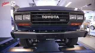 Totalcar Erőmérő: Toyota Land Cruiser HJ60 (1988)