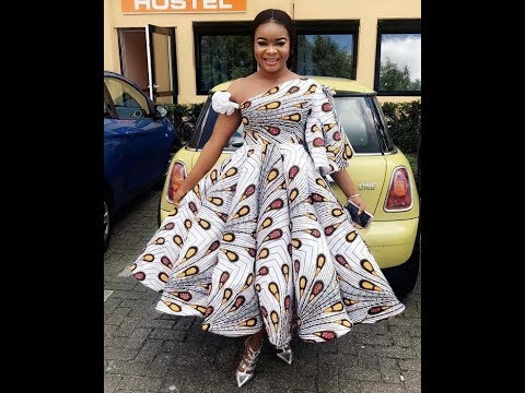 ea62d0caad4 Latest African Print Dresses 2018  Best Choice Of African Dresses ...