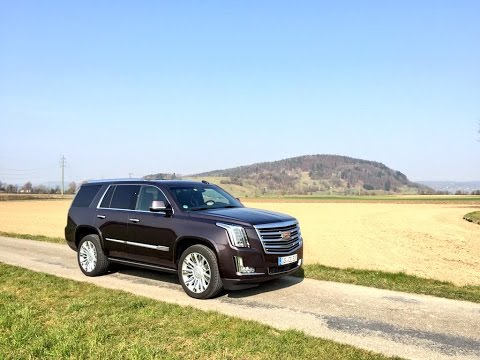 2015 Cadillac Escalade - Review By Autovisie