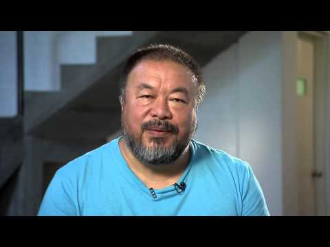 Chinese artist and dissident Ai Weiwei on Q