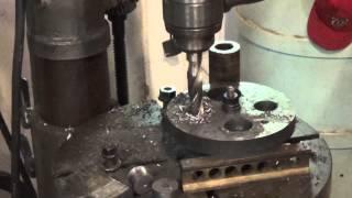 Famco Arbor Press Part 3b (bolster Plate)