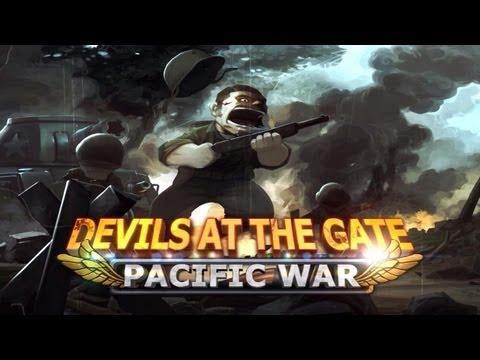 Devils at the Gate: Pacific War HD - iPad 2/New iPad - HD Gameplay Trailer