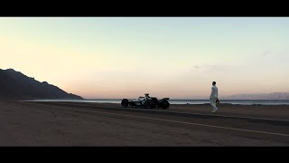 The race towards a new future is ON || #NEOM x Mercedes-EQ Formula E Team.