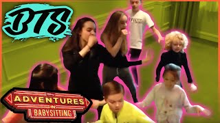 adventures in babysitting rap battle rehearsal 2 paul becker