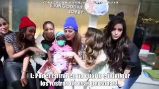Fifth Harmony gets EMOTIONAL visiting fans (Takeover Ep 20) Subtitulado [5H-MEXICO-SUBS]