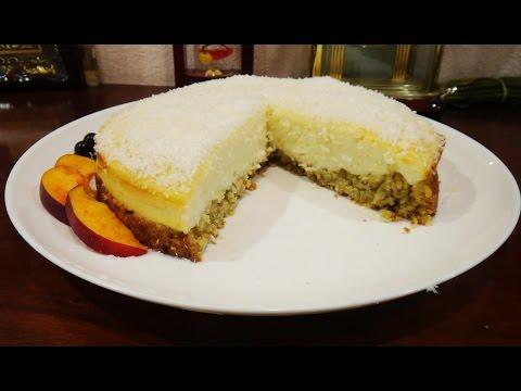 Творожная запеканка пошаговый рецепт с фото - простой творожный пирог   #творожнаязапеканка #edblack