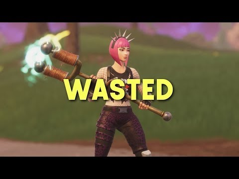 Fortnite Montage - Wasted