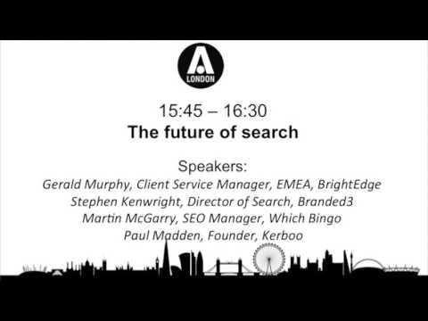 Future of search