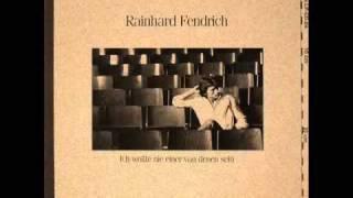 Rainhard Fendrich - Leben